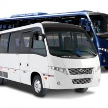 Micro-ônibus e Ônibus